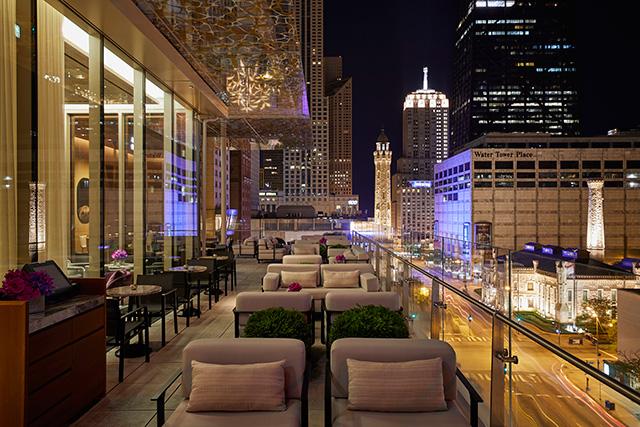 Z Bar at The Peninsula Chicago