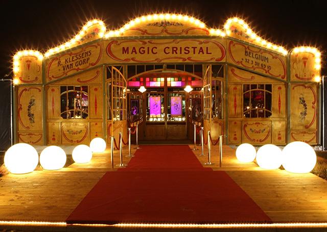 facade Magic Cristal Bacio Rosso