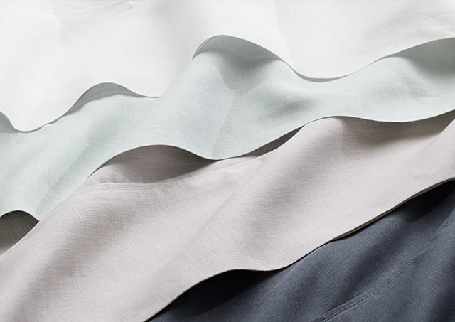 Casper Airy Linen sheets