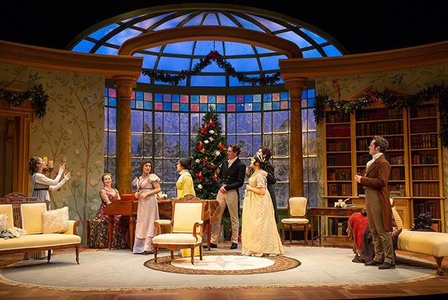Cast photo Arts Club Theatre