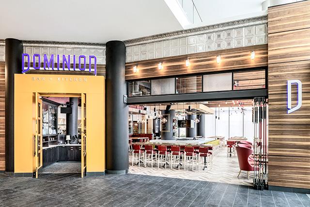 Dominion Bar + Kitchen, Surrey