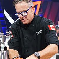 Chef Rob Feenie