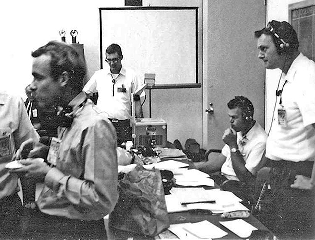 Flagstaff USGS team members