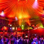 Bacio Rosso Offers A Magical Night of Cabaret, Cirque and Cuisine