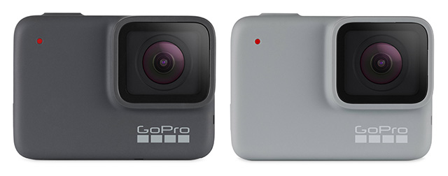 GoPro HERO7 Silver, White