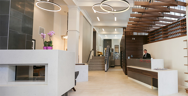 Hotel Napoleon Lobby