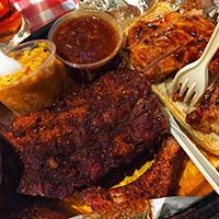 Rendezvous BBQ Memphis