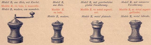 Peugeot Modele Z,1874