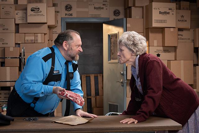 Dean Paul Gibson, Patti Allan