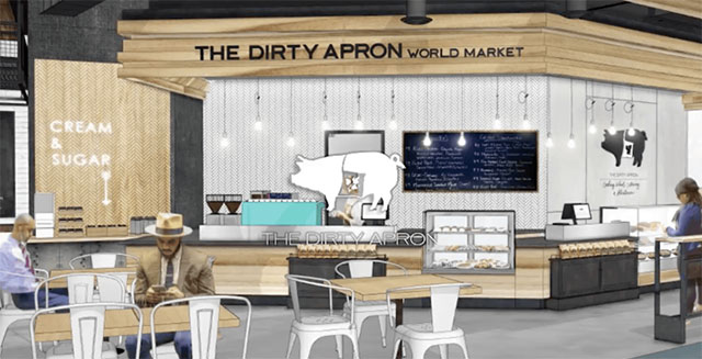 The Dirty Apron