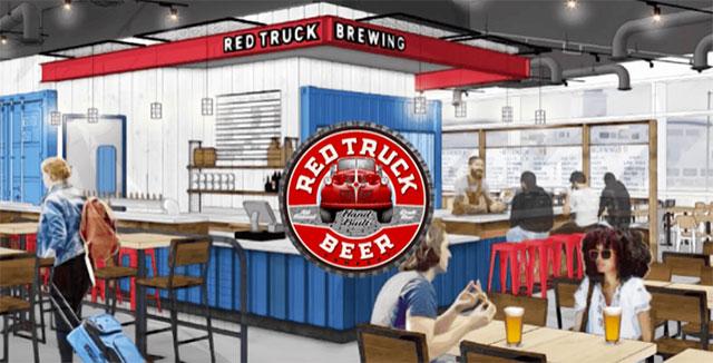 Red Truck Beer Stop