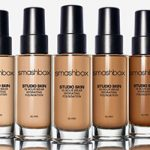 New Year, New Makeup: IT Cosmetics CC Cream, Smashbox Hydrating Foundation