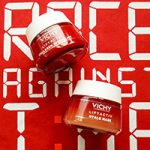 The Race Against Time: Vichy Liftactiv Collagen Specialist and Hyalu Mask