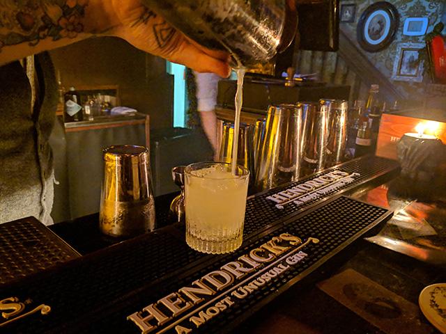 Hendrick's Orbium Vancouver