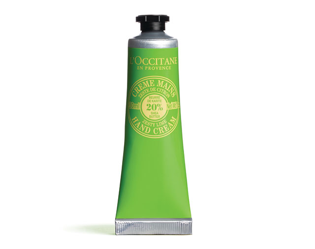 L'Occitane Shea Zesty Lime