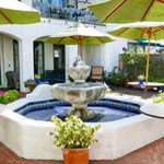 Unwind at Santa Barbara's Luxury Boutique Spanish Garden Inn