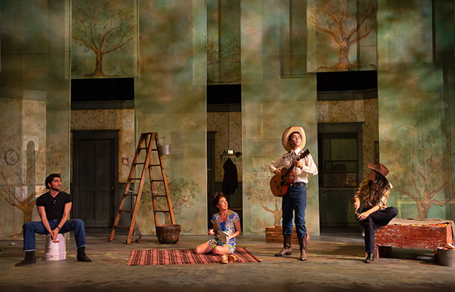 The Orchard (after Chekhov)
