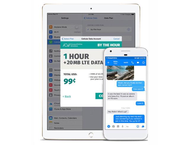 AOW Wireless screen shot