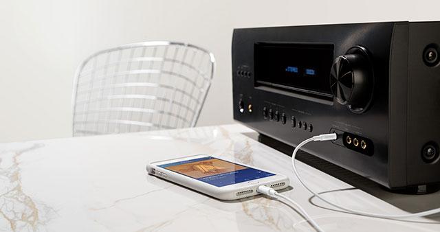 Audio Lightning Connector