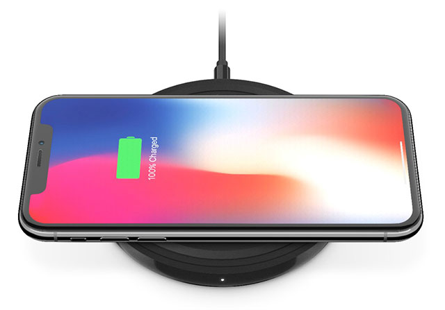 BOOST↑UP™ Bold Wireless Charging Pad 10W