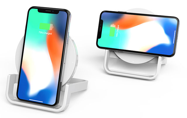 BOOST↑UP Wireless Charging Stand 10W
