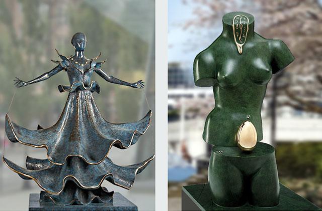 Dalinian Dancer, Space Venus