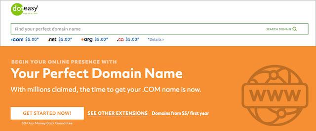 Doteasy Domain Names