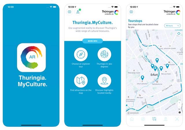 Thuringia app