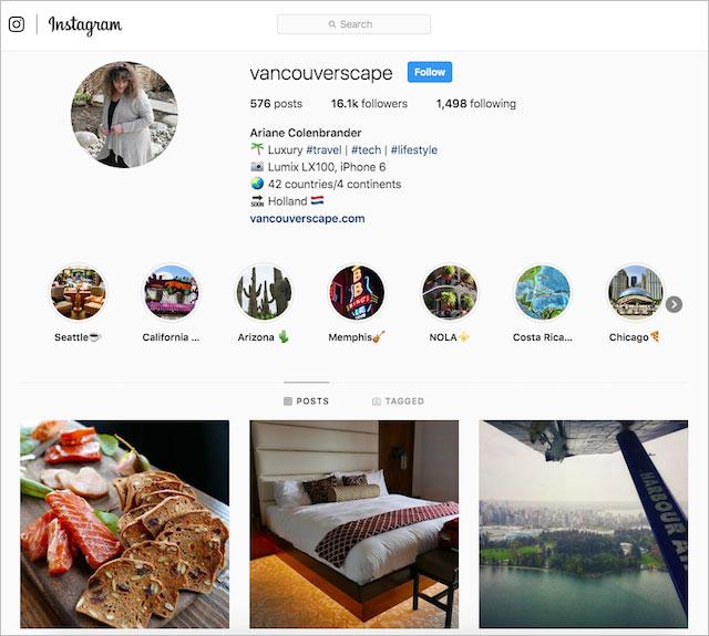 Vancouverscape on Instagram