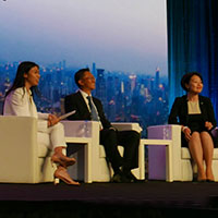 CES Asia tech and tourism panel
