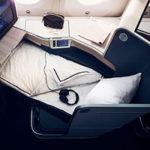 Flying Air Canada Signature Class from Vancouver to Shanghai