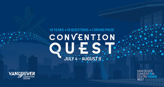 Vancouver Convention Quest