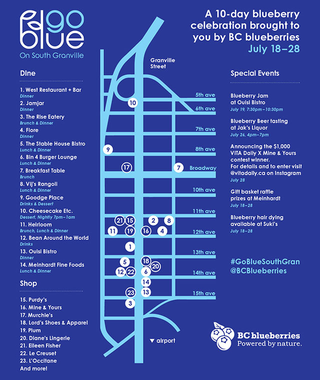 Go Blue Vancouver 2019