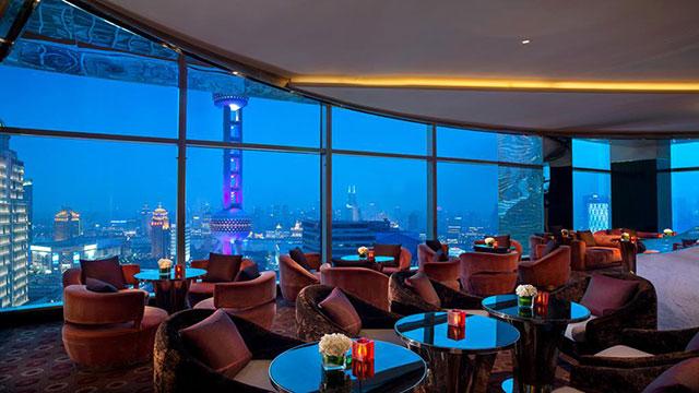 Havana Bar at Grand Kempinski Shanghai