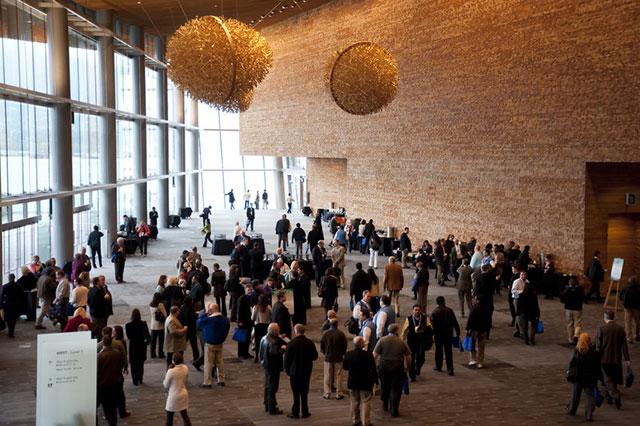 Vancouver Convention Centre West interior