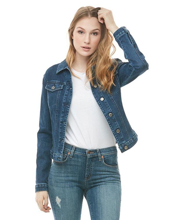 Jean Jacket Classic Blue