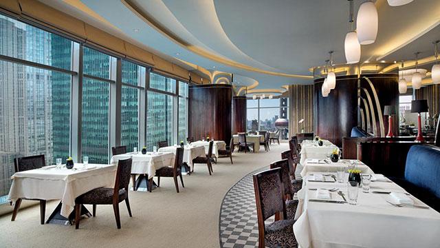 Kempinski Executive Lounge