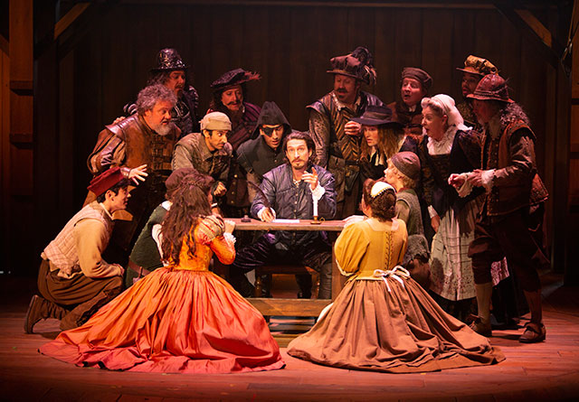 Bard on the Beach's Shakespeare in Love