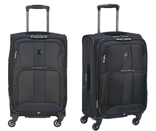 """Delsey Volume Max 25"""" Expandable Spinner"""