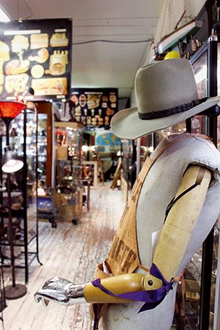 A Bakers Dozen Antiques