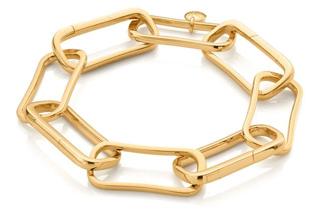 Alta Capture Large Gold bracelet