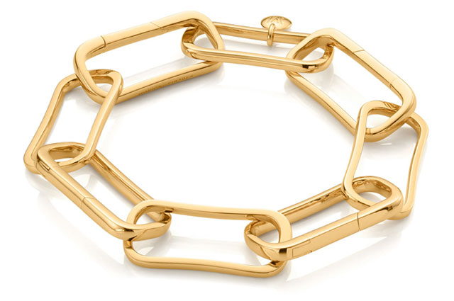 Alta Capture Large Gold bracelet