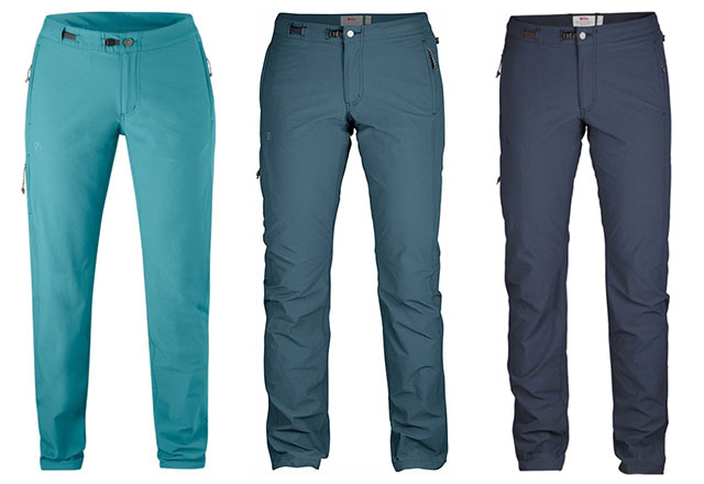 Fjällräven High Coast Trail Trousers