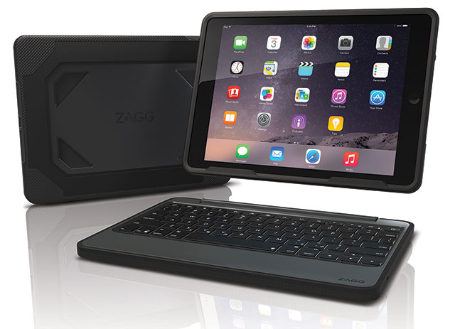 ZAGG Rugged Book Keyboard and Case