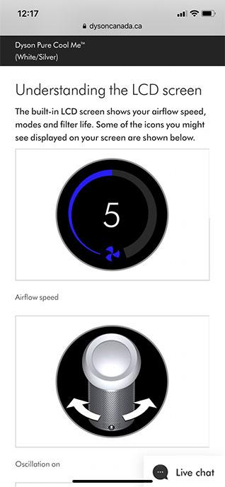 Understanding LCD screen