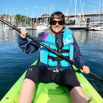 On a Kayak Adventure with Fjällräven