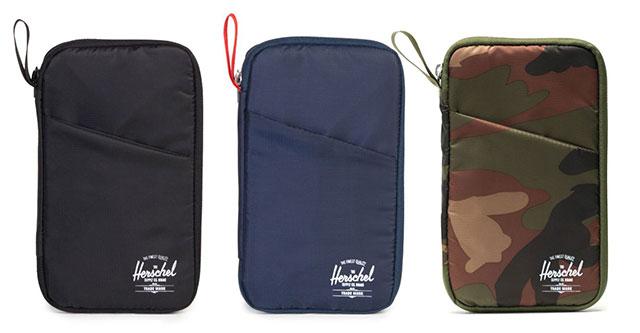 Herschel Supply Travel Wallet