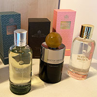 Molton Brown products