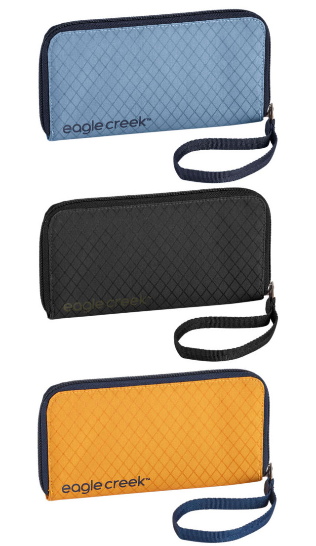 Eagle Creek RFID Wristlet Wallet