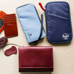 Organize Your Essentials with These Handy, Security-Minded Travel Wallets